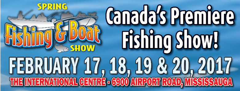 2017 Spring Fishing And Boat Show