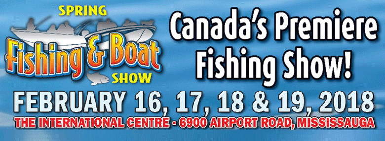 2018 Spring Fishing And Boat Show
