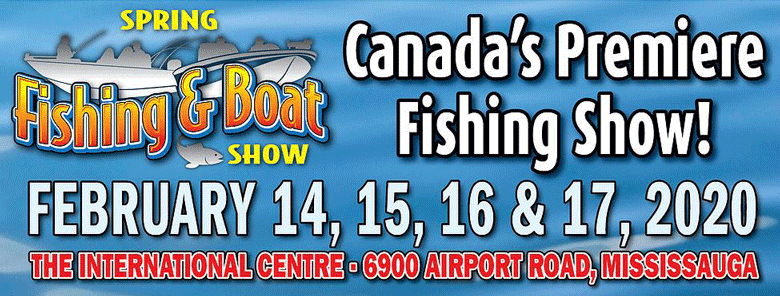 Spring Fishing And Boat Show